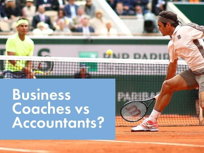 Top Performers: Coaches vs Business Coaches vs Accountants