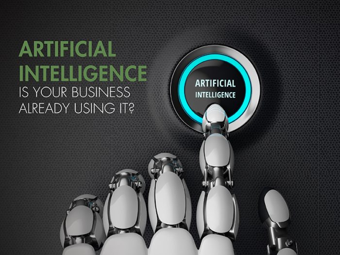 Small business owners: Is Artificial Intelligence a risk or opportunity?