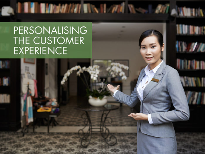 Help your business stand out: A quick lesson in personalising the customer experience