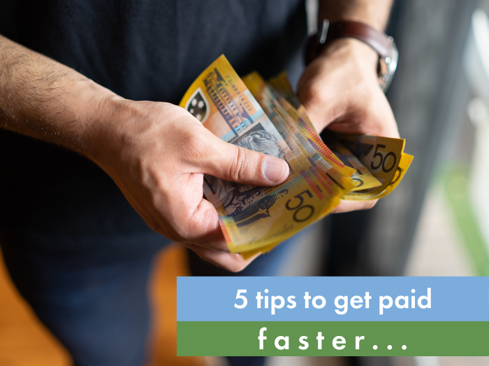 How to get paid faster: Why it's not just about your invoice payment terms